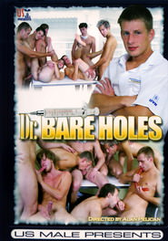 Dr. Bare Holes DVD Cover