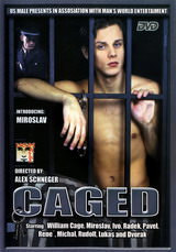 Caged Dvd Cover