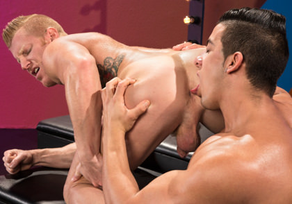 Raging Stallion: Johnny V & Jacob Taylor - The Thirst Is Real