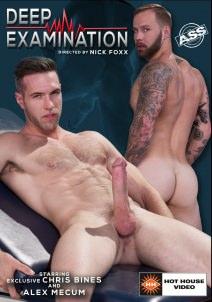 Deep Examination DVD Cover