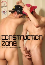 Construction Zone Dvd Cover