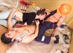 Boys Take it Raw, Scene #01