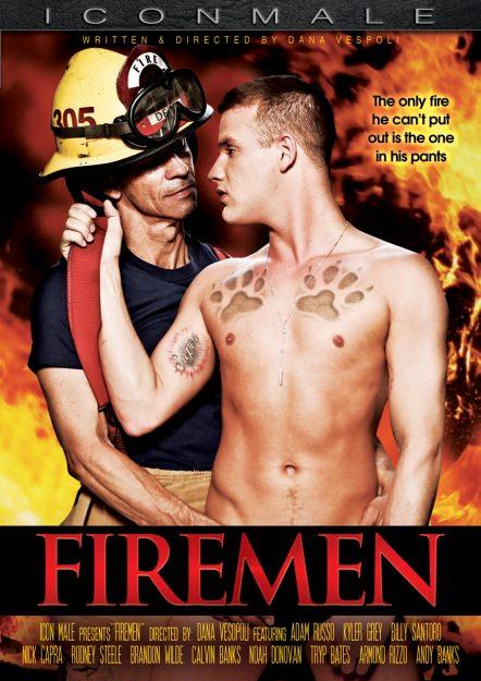 Firemen Dvd Cover