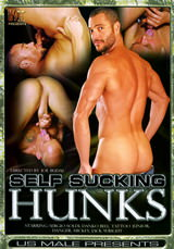 Self Sucking Hunks Dvd Cover