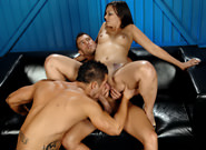 Crissy Gets Drenched in Cum!