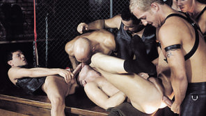 Bad Behavior : Chad Kennedy, Marcus Iron, Nick Young, Kristian Alvarez, Scott Matthews
