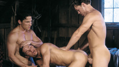 Ranch Hands : Christopher Scott, Travis Wade, Trent Black