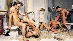 The Conquest : Marko Pacyna, Nikolas Kiss, Franco Corsini, Jozsef Kovacs