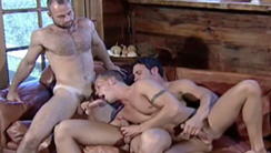 Through The Woods : Collin O'Neal, Bobby Williams, Pierre Fitch, Jason Adonis