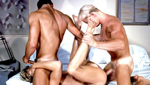 Touch Me : Brad Phillips, Troy Mackenzie, Butch Taylor