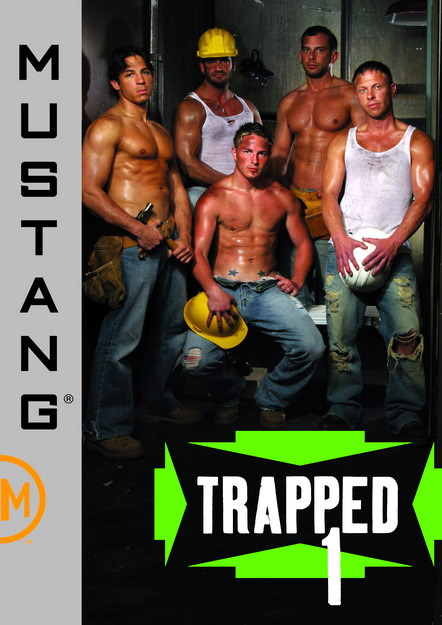 Trapped, Part 1 Dvd Cover
