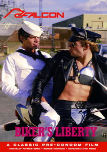 Biker's Liberty DVD Cover