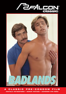 Badlands DVD Cover