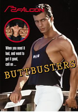 Buttbusters Dvd Cover