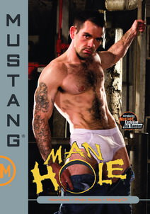Manhole Dvd Cover
