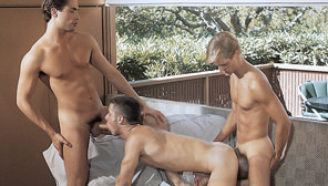 Red Alert : Marc Stewart, Tristan Paris, Michel Lucas