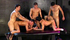Big Dick Club 2 : Cort Donovan, Jesse Santana, Luca Alexander, Albert Long, Nickolay Petrov