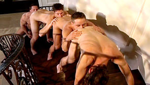 The Ivy League : Erik Rhodes, Zackary Ryan, Tony Martin, Ryan Wade