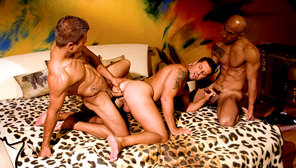 Euro Sex Party : Claudio Antonelli, Anthony Brooks, Igor Caricote