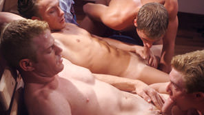 The Guy Next Door : Jeff Austin, Christian Fox, David Logan, Sam Carson
