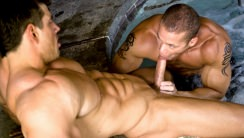 Best Men, Part 1 - The Bachelor Party : Matthew Rush, Zeb Atlas