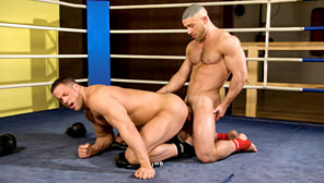 Ringside : Erik Rhodes, Francois Sagat
