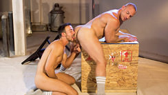 Darkroom : Steve Trevor, Samuel Colt, Sean Everett