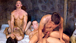 Pledgemaster - The Hazing : Nash Lawler, Kyler Benz, John Magnum, Dayton O'Connor