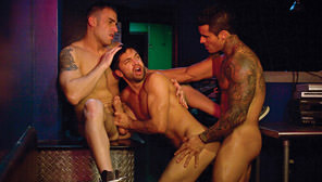 Adrenaline : Dominic Pacifico, Spencer Reed, Alexsander Freitas