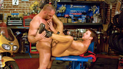Crotch Rocket : Cameron Adams, Samuel Colt