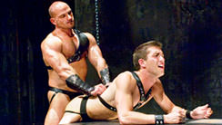 Depths of Desire, Part 2 : Samuel Colt, Ethan Roberts