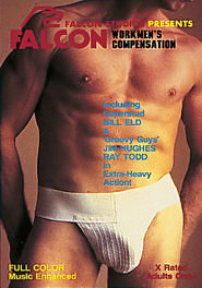 Workmen's Compensation - Director's Cut DVD Cover