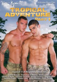 Tropical Adventure, Part 1 DVD Cover