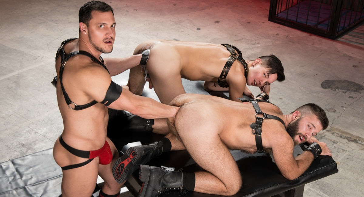 Club Inferno: Gage Lennox, Joey D & Issac Lin - Deep Hole Dungeon