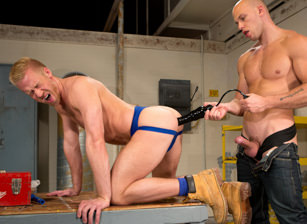 Hole Busters Vol. 8, Scene #03 : Christopher Daniels, Angelo