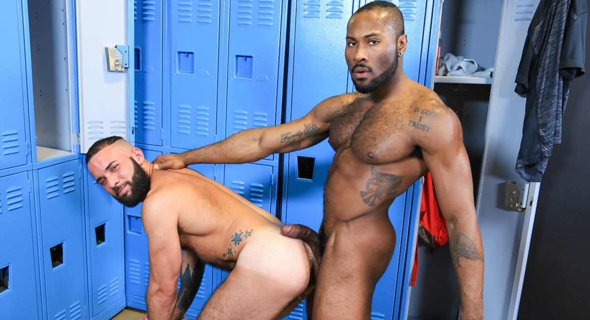 Extra Big Dicks: Fernando Del Rio & Noah Donovan - Big Dick Rumor