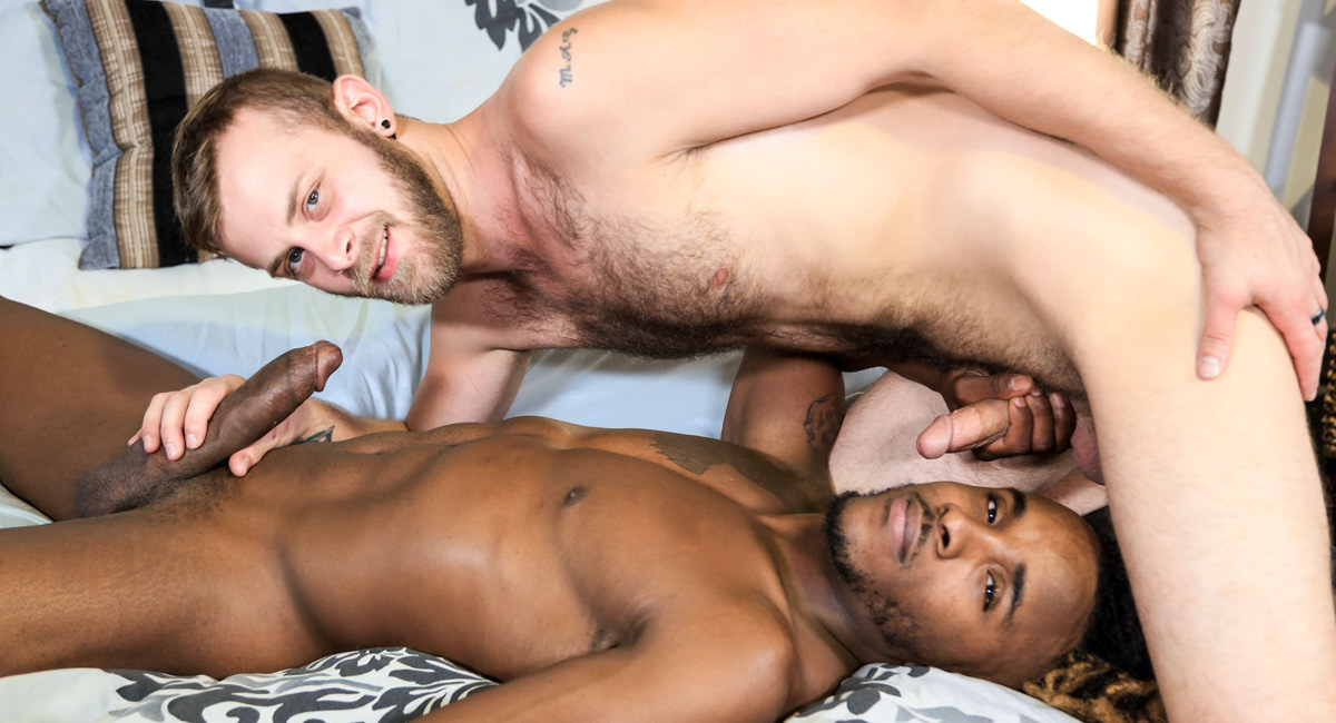 Extra Big Dicks: Chandler Scott & Pheonix Fellington - My Big Cock Hookup