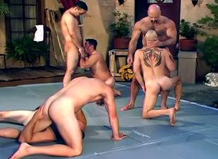 What An Orgy #02, Scene #03