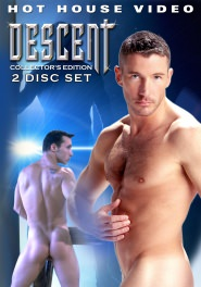 Descent DVD Cover