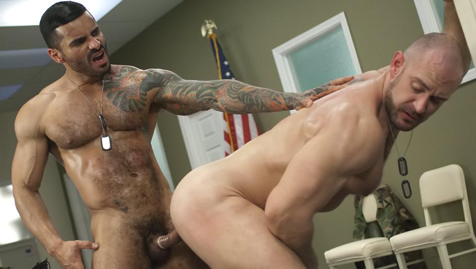 Major Asshole, Scene #03