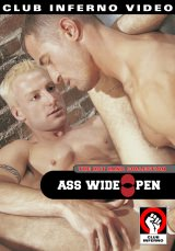 Ass Wide Open Dvd Cover