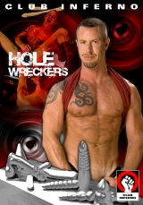 Hole Wreckers Dvd Cover