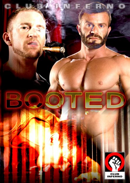 Booted Dvd Cover