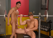 On The Set - Trystan Bull & Johnny Torque