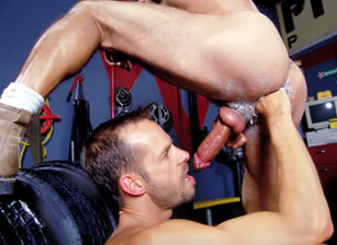 Gay Fisting Fuck : Rear End Collision #01 - Pop Gasket - Michael Brandon -amp; Michael Ray