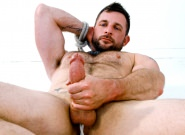 Gay Muscle Men : Morgan Black - Morgan Black!