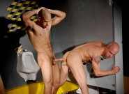 On The Set - Austin Wilde & Joey Baltimore
