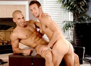 On The Set - Austin Wilde & Tyler Sin
