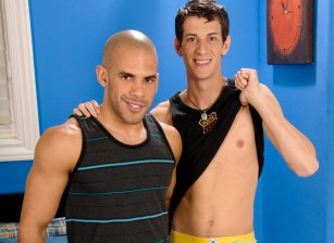 On The Set - Austin Wilde & Mike King