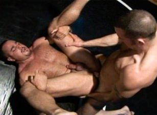 Wrestling Hunks, Scene #06